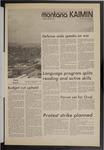 Montana Kaimin, April 29, 1971