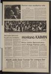 Montana Kaimin, April 30, 1971