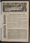 Montana Kaimin, May 6, 1971