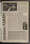 Montana Kaimin, May 13, 1971