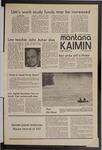 Montana Kaimin, May 14, 1971