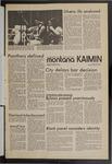 Montana Kaimin, May 25, 1971