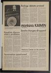 Montana Kaimin, May 26, 1971