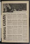 Montana Kaimin, May 28, 1971