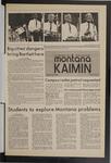 Montana Kaimin, October 19, 1971