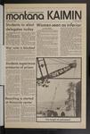 Montana Kaimin, October 20, 1971