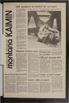 Montana Kaimin, October 27, 1971