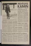 Montana Kaimin, November 5, 1971