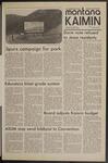 Montana Kaimin, November 19, 1971