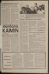 Montana Kaimin, November 30, 1971