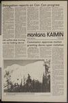 Montana Kaimin, December 3, 1971