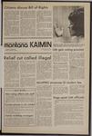 Montana Kaimin, January 14, 1972