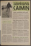 Montana Kaimin, January 18, 1972