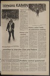 Montana Kaimin, January 19, 1972