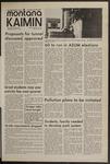 Montana Kaimin, March 7, 1972