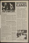 Montana Kaimin, April 7, 1972