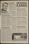 Montana Kaimin, April 12, 1972