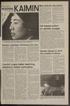 Montana Kaimin, April 13, 1972