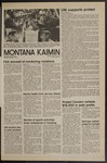 Montana Kaimin, April 25, 1972