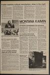 Montana Kaimin, April 28, 1972