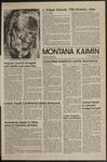 Montana Kaimin, May 3, 1972