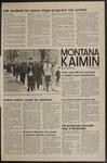 Montana Kaimin, May 5, 1972