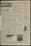 Montana Kaimin, May 9, 1972