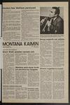 Montana Kaimin, May 16, 1972
