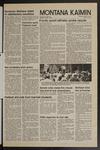 Montana Kaimin, May 17, 1972