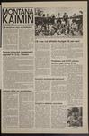 Montana Kaimin, May 25, 1972
