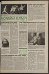 Montana Kaimin, May 31, 1972