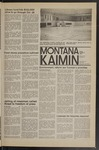 Montana Kaimin, October 6, 1972