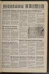 Montana Kaimin, October 12, 1972