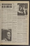 Montana Kaimin, October 13, 1972