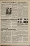 Montana Kaimin, November 8, 1972