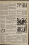 Montana Kaimin, November 15, 1972