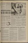 Montana Kaimin, November 21, 1972