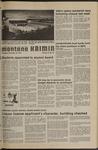 Montana Kaimin, November 30, 1972