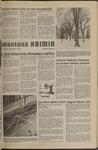 Montana Kaimin, December 7, 1972