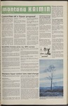 Montana Kaimin, December 8, 1972