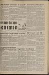 Montana Kaimin, January 9, 1973