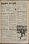 Montana Kaimin, January 23, 1973