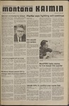 Montana Kaimin, January 30, 1973