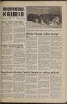 Montana Kaimin, May 1, 1973