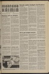 Montana Kaimin, May 9, 1973