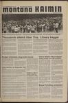 Montana Kaimin, May 18, 1973