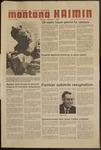 Montana Kaimin, September 26, 1973