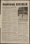 Montana Kaimin, October 3, 1973