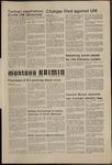 Montana Kaimin, October 4, 1973