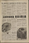 Montana Kaimin, October 5, 1973